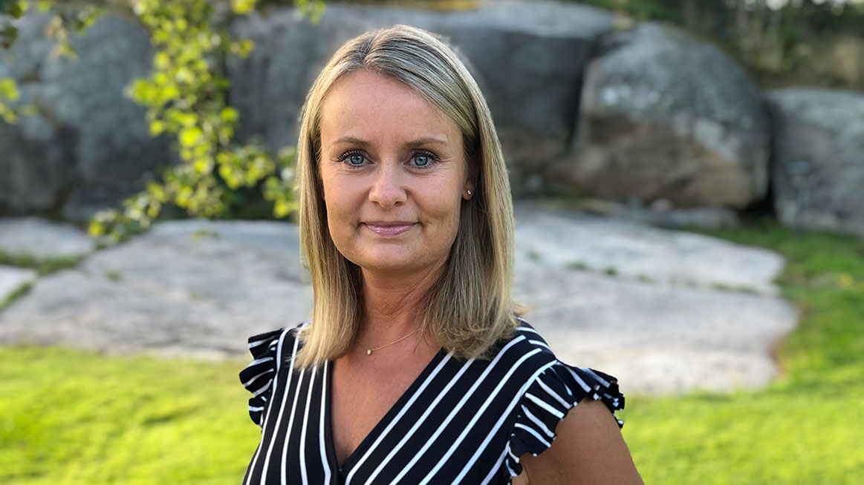 Karolina Palin,  44 let, pravnica, Göteborg (Švedska)